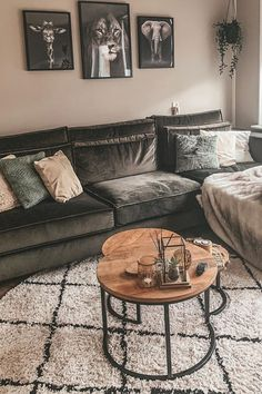 Masculine Home Decor, Home And Living, Living Room, Industrial Bedroom, Home Decor Accessories, My Dream Home, Room Inspiration, Sweet Home, New Homes