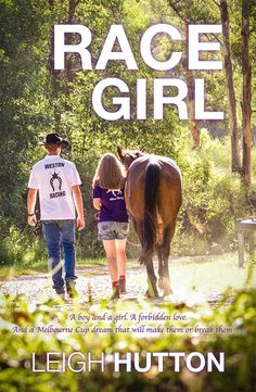 Race Girl by Leigh Hutton. Here are my thoughts: http://www.queenofteenfiction.co.uk/2016/04/review-race-girl-by-leigh-hutton.html
