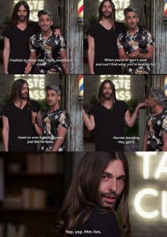 How 'Queer Eye' Jonathan Van Ness is Changing Society's Beauty Standards for Men Eyes Meme, Shave My Head, Eye Quotes, Fab Five, Gay, Straight Guys, Hairy Chest, Male Beauty, Beauty Routines