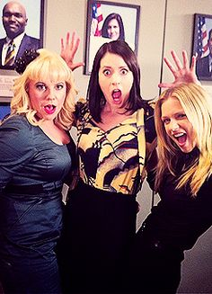 CRIMINAL MINDS-love the girls on the show! Such great characters!