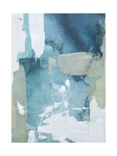 """Minted - Julia Contacessi """"Sea Glass No. 1"""" - Available in a variety of frame and size options"""