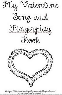My Delicious Ambiguity: Valentines Day Song And Fingerplay Book (Repost)