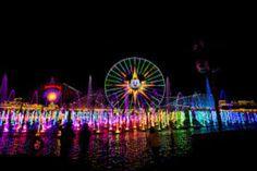 Night time at the #MagicKingdom #Orlando #Disney #OrlandoFlights http://www.globehunters.com/Flights/Orlando-Flights.htm