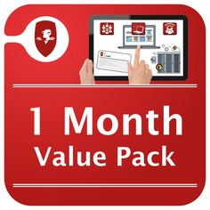 The LEO 1 Month Value Pack* allows you to choose from hundreds of LEO entrepreneurship training products with unlimited access for one month. You also receive 1 Live Seminar ticket which provides you with the opportunity to attend a dynamic Live Seminar training with top-tier trainers. The 1 Month Value Pack comes also with an Exclusive Member Bonus.