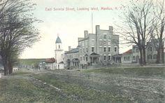 Manlius NY East Seneca St. 1900's