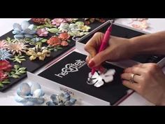 DIY Tutorial: How to Create Paper Flowers - Deluxe Flower Shaping Crafting Kit - YouTube