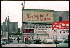 1006 Congress Avenue, Austin, Texas; ca. late 1950s, early 1960s. Photo by Blake Alexander.