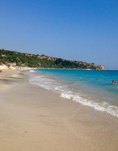 Lourdas beach - Kefalonia Greece