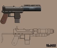 here are some rough concepts for mods for fallout weapons I've designed, no real gameplay ideas behind them but was a focus on visuals. Fallout Weapons, Sci Fi Weapons, Weapon Concept Art, Weapons Guns, Cosplay Weapons, Anime Weapons, Punk Genres, Different Drawing Styles, Low Poly Games