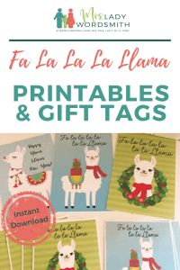 Have you noticed the fun llama Christmas craze Fa la la la llama is too fun! Enjoy two Christmas and one Happy Yama Llama New Year design that includes printables to frame and gift tags. Llama Christmas, Christmas Couple, All Things Christmas, Christmas On A Budget, Christmas Holidays, Christmas Crafts, Christmas Parties, Christmas Recipes, Holiday Fun