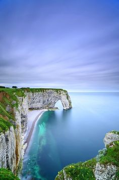 Normandy Coast- France | 21 Breathtaking Coastlines To Add To Your Bucket List