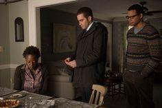 Terrence Howard and Viola Davis star in 'Prisoners'