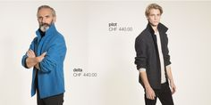 Jacken von etris aus Wollwalk nach uralter Tradition hergestellt. Raincoat, Fashion, Fall Winter, Jackets, Rain Jacket, Moda, Fashion Styles, Fashion Illustrations