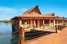 AMUSEMENT ATTRACTION! Tour the new Bora Bora Bungalows at Disney's Polynesian Village Resort | Jerry's Hollywoodland Amusement And Trailer Park