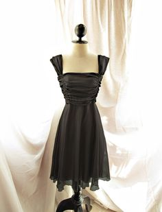 Classical Piano Black Romantic Mystik Butterfly Romance Charming Marie Antoinette Whimsical Medieval Dress $46.80