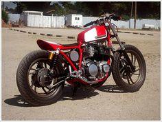 1982 Yamaha Maxim XJ650 Bobber - Pipeburn - Purveyors of Classic Motorcycles, Cafe Racers & Custom motorbikes