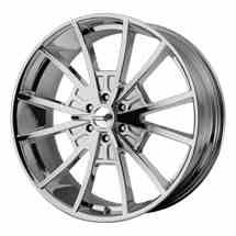 American Racing ElRey Chrome Wheels http://www.thewheelconnection.com/