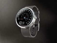 The ten entries Motorola picked as finalists for its Moto 360 design contest,