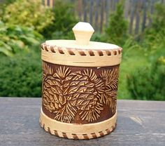 Check out this item in my Etsy shop https://www.etsy.com/ru/listing/480066397/wicker-kitchen-jar-tea-storage-kitchen