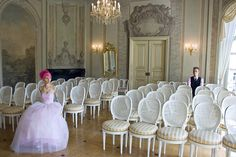 French Offbeat Wedding
