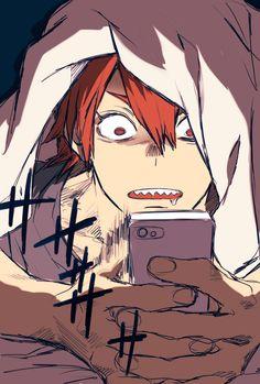Kirishima Ejiro-My hero academia/ Boku no hero academia Boku No Hero Academia, My Hero Academia Memes, Hero Academia Characters, My Hero Academia Manga, Anime Characters, Kirishima Eijirou, Manga Anime, Anime Guys, Boku No Pico