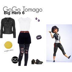 big hero 6 casual cosplay - Google Search