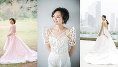 See How These Brides Pulled Off Their Unique Wedding Gowns! See How These Brides Pulled Off Their Unique Wedding Gowns! gown philippines See How These Brides Pulled Off Their Unique Wedding Gowns! Unique Wedding Gowns, Unique Weddings, Bridal Gowns, Wedding Dresses, Gown Wedding, Filipiniana Wedding, Wedding Looks, Wedding Blog, One Shoulder Wedding Dress