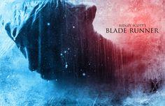 Alejandro Ovalles - Blade Runner Poster
