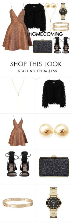 """""""Untitled #576"""" by mary-zacharia ❤ liked on Polyvore featuring Dry Lake, Joana Almagro, Chanel, Zimmermann, Henri Bendel, Cartier and Marc by Marc Jacobs"""