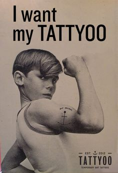 Tattyoo sells temporary tattoos and custom temporary tattoos designed by renowned artists and emerging talents. Our tattoos are safe and non-toxic. Tattoos For Kids, Fake Tattoos, Little Tattoos, Tatoos, Et Tattoo, Tattoo You, Custom Temporary Tattoos, Tattoo Equipment, Symbolic Tattoos