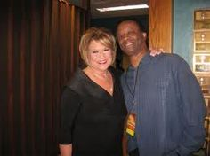 Sandi Patty and Larnell Harris known for singing one of the most beautiful duets in gospel music