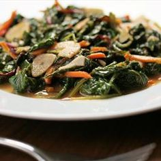 Spicy Sauteed Kale (Molli Mexico City Sauce) on BigOven: Super greens can be exciting as well! Try this amazingly easy and extremely tasty recipe. You'll love it!