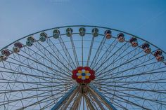 Check out ferries wheel by ChristianThür Photography on Creative Market Holiday Photos, Christian, Stock Photos, Activities, Marketing, Creative, Check, Projects, Cards