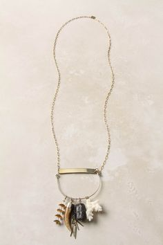 if i had $250 lying around, i would have to get this necklace from anthropologie