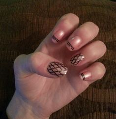First go at #nailtape