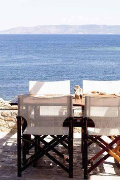 Little Bird Greek Island Retreat in Lesvos island, Aegean sea #greece #retreat #summervacation