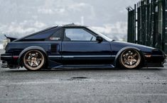 Toyota MR2 AW11 Special