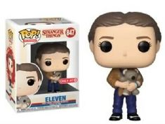 Funko Pop! Stranger Things Season 3: ELEVEN WITH BEAR-Target Exclusive PREORDER! #afflink Contains affiliate links. When you click on links to various merchants on this site and make a purchase this can result in this site earning a commission. Affiliate programs and affiliations include but are not limited to the eBay Partner Network.