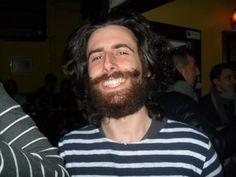 Freakish beard