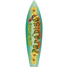 Best Surf Decor and Surfboard Decor for your home! We love tropical decorations and if you love surfboarding, you will find the surf decor you are looking for.