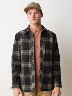 Scappoose Overshirt by Pendleton Woolen Mills