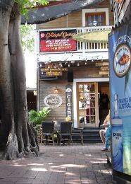 Smokin Tuna, Key West: Enjoy live music in Key West at the Smokin' Tuna Saloon Raw Bar & Restaurant! White Rabbit Restaurant, Key West Florida, Florida Keys, Old West, Key West Bars, Vacation Planner, Vacation Ideas, Places Ive Been, Places To Go