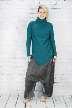 Lurdes Bergada Pullover A/W 2016 lb165061 | Walkers.Style