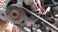 How to get 120v AC out of a car alternator