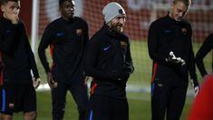Messi, Luis Suárez y Mascherano se reincorporan a los entrenamientos