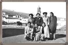 Granadilla año 1950.... #fotoscanariasantigua #tenerifesenderos #fotosdelpasado #canariasantigua #canaryislands #islascanarias #blancoynegro #recuerdosdelpasado #fotosdelrecuerdo