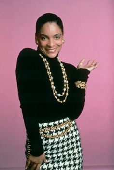 Jasmine Guy~ Whitley Gilbert, A Different World