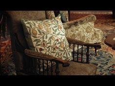 — William Morris The Industrial Revolution of the nineteenth centur. Interior Design History, Industrial Revolution, Painted Paper, William Morris, Craftsman, Throw Pillows, Architecture, Documentary, Youtube