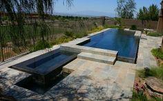 Paragon Pools, Residential Pools - Paragon Pools, pool and spa builder