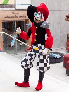 Cosplay Shaco - League of Legends